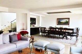 Casa en venta en Santa Fe Cuajimalpa de 500m² con Bbq...