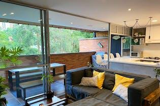 Apartamento en venta en El Esmeraldal de 2 hab. con Zonas húmedas...