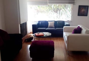 Apartamento En Bogota Santa Barbara Central- 3 alcobas