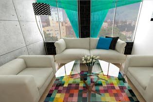 Proyecto Osaka cuenta con tres habitaciones, Apartamentos en venta en Las Villas de 2-3 hab.