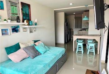 Apartamento en venta en Guayabal con Balcón...