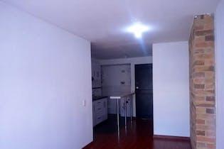 Apartamento en venta en Galerías de 3 habitaciones