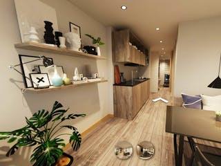 Proyecto de vivienda nueva en Quinta Camacho, Bogotá