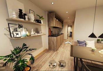 Garden Home Club, Apartamentos en venta en Quinta Camacho de 1-2 hab.