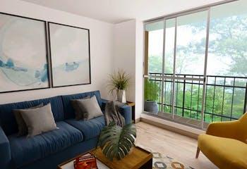 Proyecto de vivienda, Estancia 70, Apartamentos en venta en Madelena 41m²
