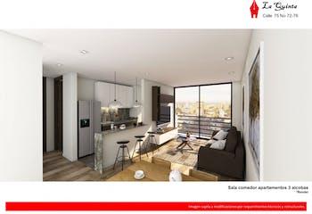 Ed La Quinta, Apartamentos en venta en Santa María Del Lago de 1-3 hab.