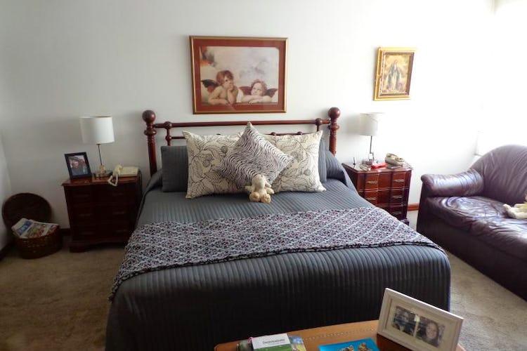 Foto 12 de Apartamento En Bogota Santa Barbara Central- chimenea- 3 alcobas