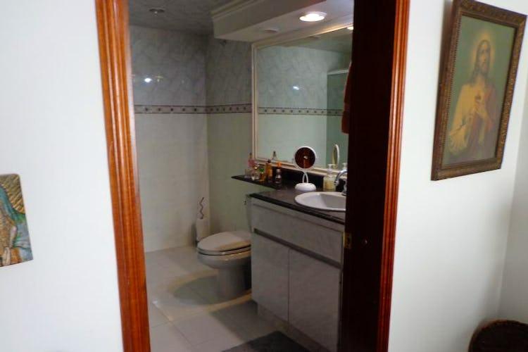 Foto 14 de Apartamento En Bogota Santa Barbara Central- chimenea- 3 alcobas
