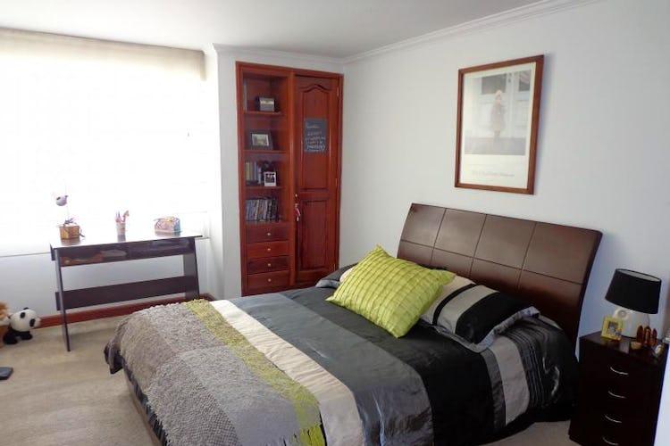 Foto 15 de Apartamento En Bogota Santa Barbara Central- chimenea- 3 alcobas