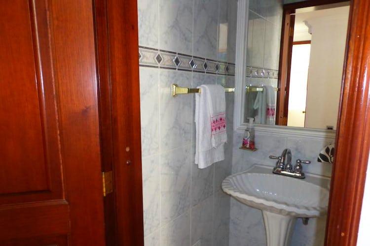 Foto 16 de Apartamento En Bogota Santa Barbara Central- chimenea- 3 alcobas