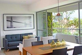 Apartamento en venta en Las Lomitas de 3 alcobas
