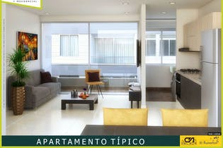 Ruiseñor, Apartamentos en venta en Casco Urbano Caldas de 1-3 hab.