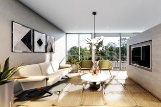 Ciprés Casagrande, Apartamentos en venta en Guayabito con 45m²