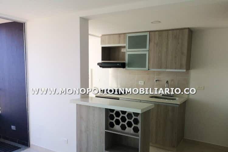 Portada Apartamento en venta en El Rincón, 61mt con balcon
