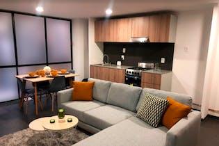 Nova Habita Schubert, Departamentos en venta en Peralvillo con 57m²