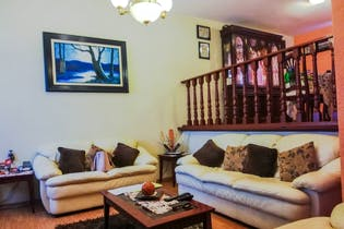 Casa en venta en Fuentes De Satelite de 3 alcobas