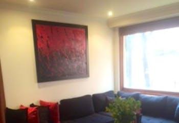 Apartamento en venta en Chicó Reservado de 2 alcobas