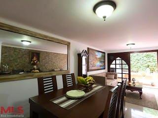 Montelar, casa en venta en El Rincón, Medellín