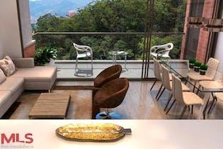 Tres Cantos, Apartamento en venta en El Poblado, 78m² con Piscina...