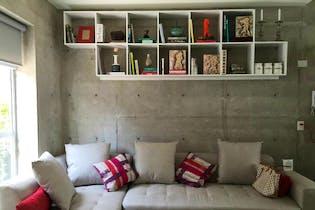 Departamento tipo loft con sobrenivel de 70 m2 en Zamora 75