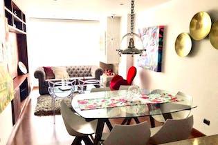 Apartamento en venta en Santa Barbara de 1 hab. con Bbq...