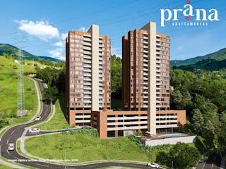 Prana, proyecto de vivienda nueva en El Salado, Envigado