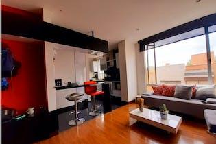 Chicó Navarra Mg, Apartamento en venta en Santa Bárbara 40m²