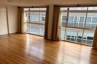 Apartamento en venta en Condesa 131m²