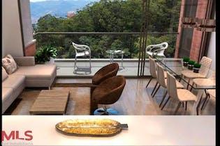 Tres Cantos, Apartamento en venta en Altos Del Poblado de 2 alcobas