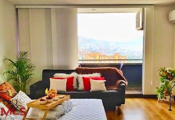 Lugo Business Center, Apartamento en venta en El Poblado de 1 hab.