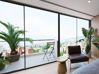 Tres33, apartamentos sobre planos en Belén, Medellín