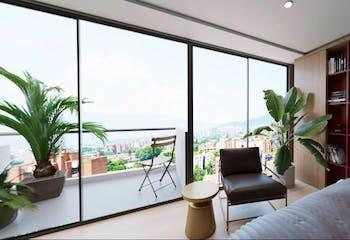 Tres33, Apartamentos nuevos en venta en Los Almendros con 1 habitacion