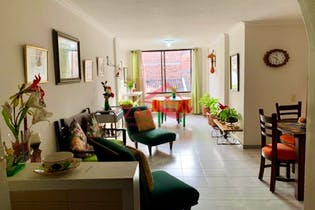 Apartamento en venta en Simón Bolívar de 4 hab.