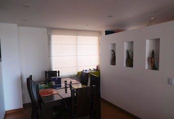 Apartamento en venta en Atabanza, 128m²