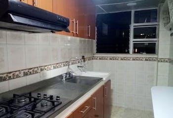 Apartamento en venta en Santa Teresa Usaquén de 2 alcobas