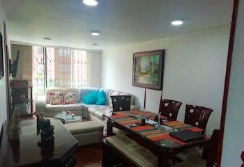 Apartamento en venta en Alamos Torre Campo de 3 alcobas