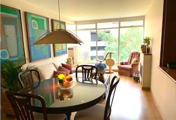Apartamento en venta en Chapinero Alto con acceso a Gimnasio