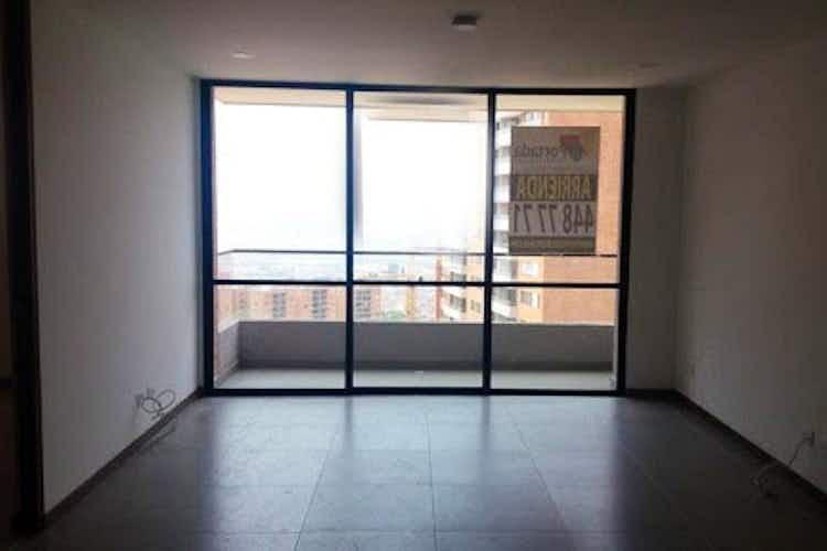 Portada Apartaestudio en venta en Loma del Escobero, 62mt con balcon