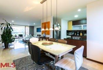Guayacan De La Calera, Apartamento en venta, 186m² con Zonas húmedas...