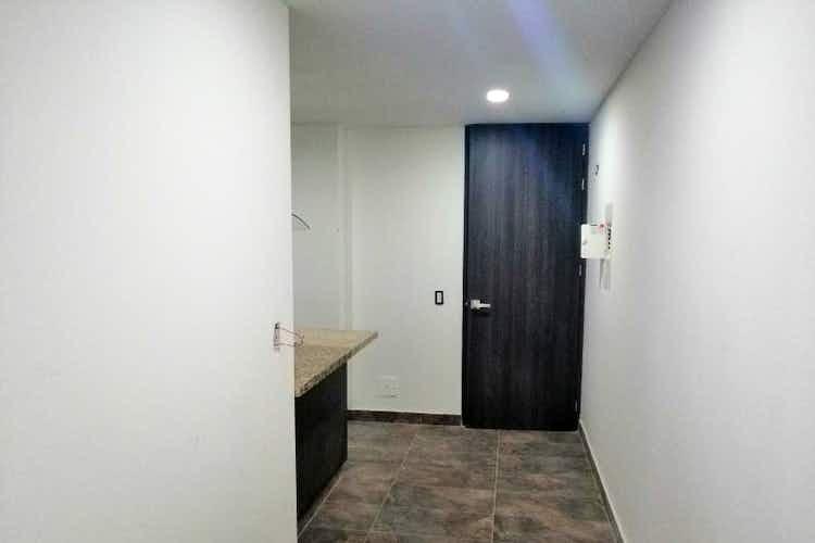 Portada Apartaestudio en venta en Cedritos, 41mt con balcon