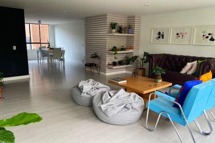 Portada Apartamento en venta en Las Lomas, 138mt con balcon
