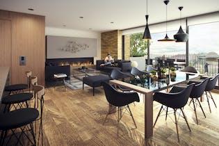 Carrá, Apartamentos en venta en Barrio Colina Campestre 141m²