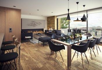 Vivienda nueva, Carrá, Apartamentos en venta en Barrio Colina Campestre con 141m²