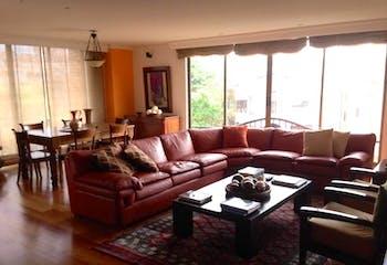 Apartamento en Bogota La Carolina - en sexto piso, con ascensor privado