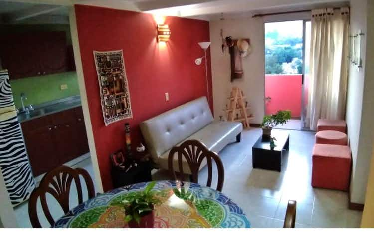 Portada Apartamento en venta en Palenque, 56mt con balcon