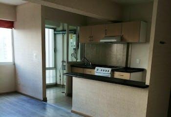 Apartamento en venta en Carola de 3 recámaras