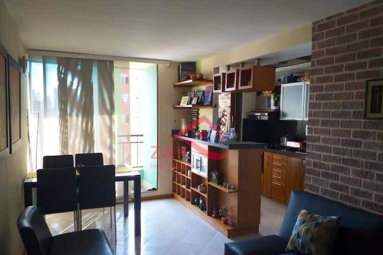 Portada Apartamento en venta en Boston de tres alcobas