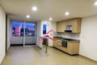 Apartamento en venta en Las Lomitas de 2 hab. con Zonas húmedas...