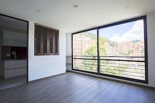 Apartamento en venta en Barrio Usaquén de tres habitaciones