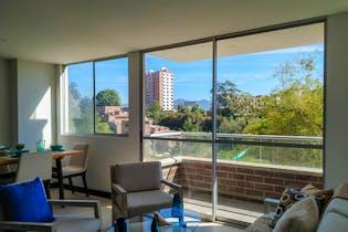 Apartamento en venta en San Antonio de Pereira de tres habitaciones